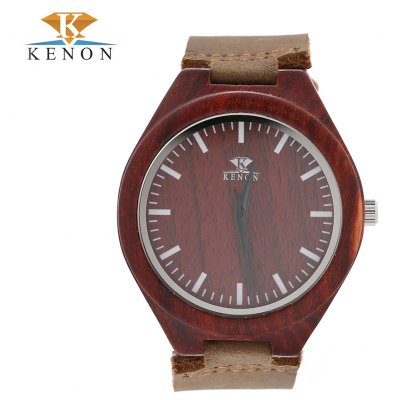 K KENON KWWT - 103 Male Quartz Watch