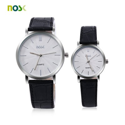 NOSK 8012 Couple Quartz Watch