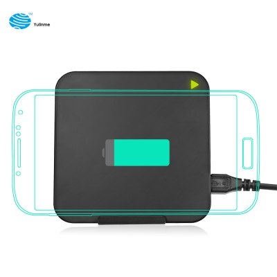 Yulinme Qi Certification Wireless Charger Magnet Stand