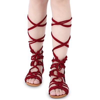 Cross Straps Design Zipper Ladies Gladiator SandalsWomens Sandals<br>Cross Straps Design Zipper Ladies Gladiator Sandals<br><br>Available Color: Brown, Black, Red<br>Available Size: 35, 36, 37, 38, 39, 40, 41<br>Closure Type: Zip<br>Gender: For Women<br>Heel Type: Flat Heel<br>Occasion: Casual<br>Outsole Material: Rubber<br>Package Content: 1 x Pair of Women Sandals<br>Pattern Type: Others<br>Sandals Style: Cross-Strap<br>Shoe Width: Medium(B/M)<br>Style: Sexy<br>Upper Material: Suede<br>Weight: 0.6460kg