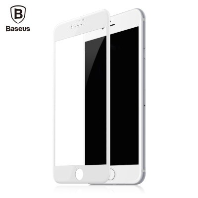 Baseus Silk-screen 3D Tempered Glass Film for iPhone 7 Plus
