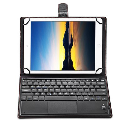 3 in 1 Touch Control Bluetooth Keyboard Case 9 / 10 inch