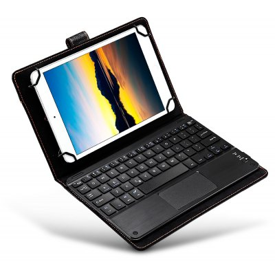 3 in 1 Touch Control Bluetooth Keyboard Case 8 - 8.9 inch