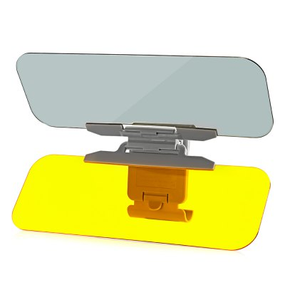Anti-glare Visor Mirrors