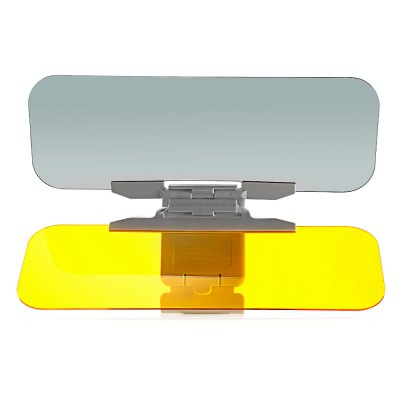 Car Auto Anti-glare Visor MirrorsCar Sun Shade &amp; Visor<br>Car Auto Anti-glare Visor Mirrors<br><br>Package Contents: 1 x Car Auto Day  / Night Anti-glare Sun Visor Mirrors Glass, 1 x Lint-free cloth, 1 x English User Manual<br>Package Size(L x W x H): 33.50 x 17.30 x 6.50 cm / 13.19 x 6.81 x 2.56 inches<br>Package weight: 0.4700 kg<br>Product Size(L x W x H): 32.00 x 11.00 x 0.25 cm / 12.6 x 4.33 x 0.1 inches<br>Product weight: 0.3500 kg