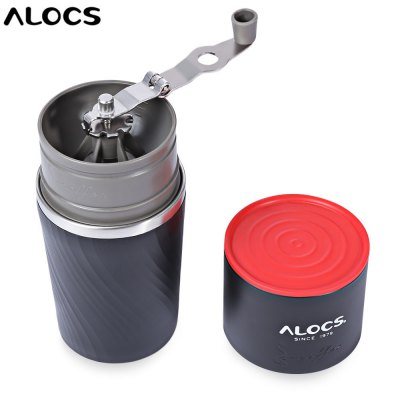 ALOCS CW - K16 4 in 1 Portable Handmade Manual Coffee Machine