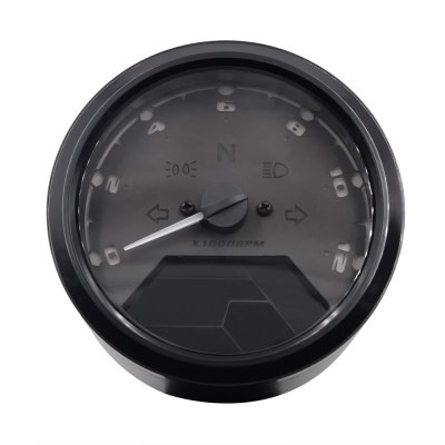 SH - 0098 Motorcycle Liquid Crystal Display Speedometer
