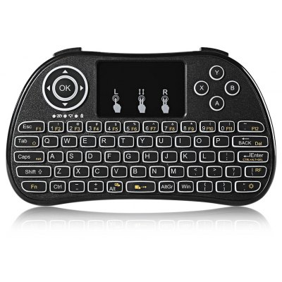 TZ P9 Wireless Mini Keyboard with Mouse Touchpad