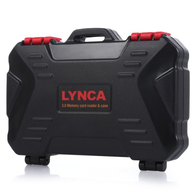 LYNCA USB3.0 5Gbps Card Reader Case