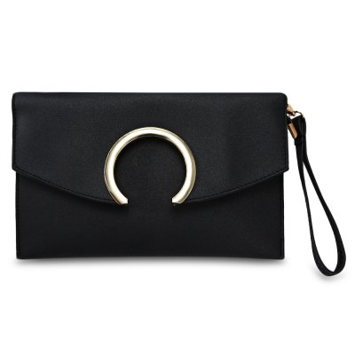 Fashionable Simple Envelope Handbag for Women