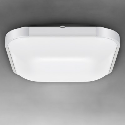 Square 18W Acrylic LED Ceiling Lamp