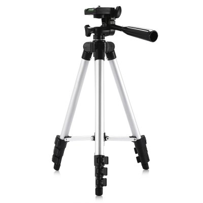 HM3110A Three-way Head Lightweight Camera Tripod