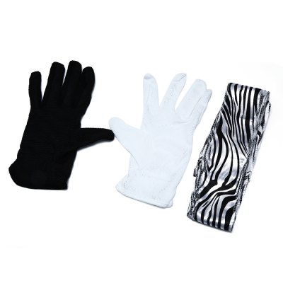Professional Gloves Stage Magic Prop