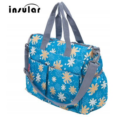 Insular Babies Nappy Cloths Shoes Bag