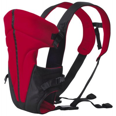 Portable Ventilate Adjustable Buckle Stick Baby Carrier Backpack