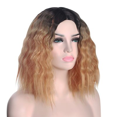 Piaoliujia Gradient Color Wig Curly Synthetic Hair for WomenSynthetic Wigs<br>Piaoliujia Gradient Color Wig Curly Synthetic Hair for Women<br><br>Gender: Female,Girl<br>Length: Long<br>Length Size(CM): 46<br>Length Size(Inch): 18.11<br>Package Contents: 1 x Wig<br>Package size (L x W x H): 30.00 x 20.00 x 5.00 cm / 11.81 x 7.87 x 1.97 inches<br>Package weight: 0.2400 kg<br>Product size (L x W x H): 46.00 x 2.00 x 3.00 cm / 18.11 x 0.79 x 1.18 inches<br>Product weight: 0.2000 kg<br>Style: Wavy<br>Type: Full Wigs