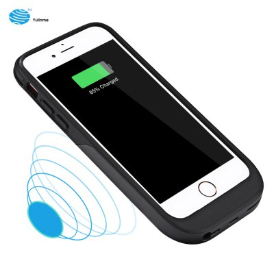 Yulinme MFi Qi Wireless Charge Receiver Cover for iPhone 6 / 6s