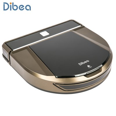 Dibea D900 Wireless and Bagless Robot Vacuum Cleaner