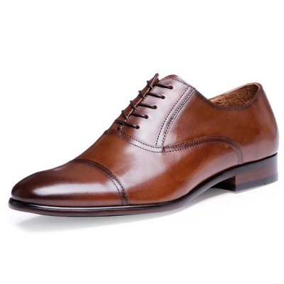 DESAI Genuine Leather Pointed Toe Male Business ShoesFormal Shoes<br>DESAI Genuine Leather Pointed Toe Male Business Shoes<br><br>Available Size: 38, 39, 40, 41, 42, 43<br>Closure Type: Lace-Up<br>Embellishment: None<br>Gender: For Men<br>Occasion: Casual<br>Outsole Material: Rubber<br>Package Contents: 1 x Pair of Men Leather Shoes<br>Pattern Type: Patchwork<br>Season: Spring/Fall<br>Toe Shape: Pointed Toe<br>Toe Style: Closed Toe<br>Upper Material: Leather<br>Weight: 1.2400kg