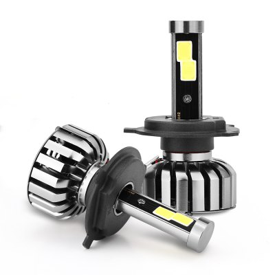 Pair of H4 80W Car LED Headlight