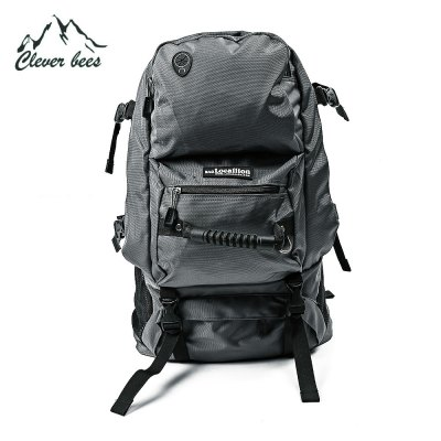 CLEVERBEES Outdoor Large Volume Travel Backpack
