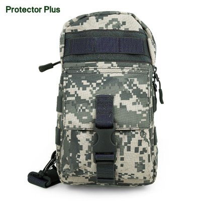 Protector Plus Outdoor Multifunctional Military Chest Pack Bag