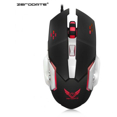 ZERODATE X500 Wired Gaming Mouse