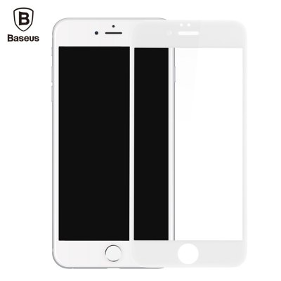 Baseus 3D Silk-screen Tempered Glass Film for iPhone 6 / 6s