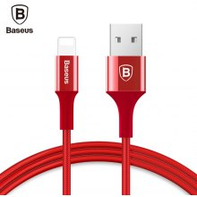 Baseus Shining 8 Pin Cable with Jet Metal Charging Data Cord