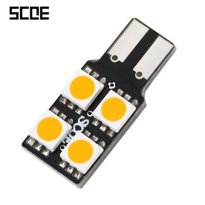 SCOE T10 4B 4SMD LED Reading Lamp for Car
