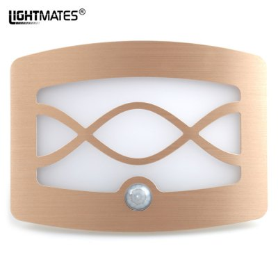 Langmeike WS01 Human Body Induction LED Bedside Lamp