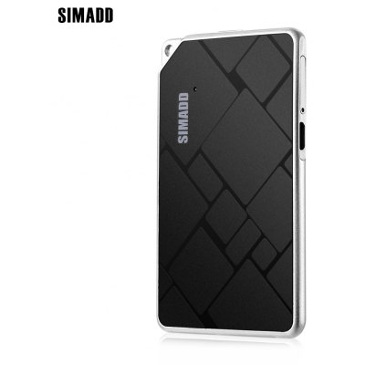 SIMADD Dual SIM Card Adapter Bluetooth 4.0 Support Phone Call SMS with Camera Shutter Function for iOS 8.1 and above