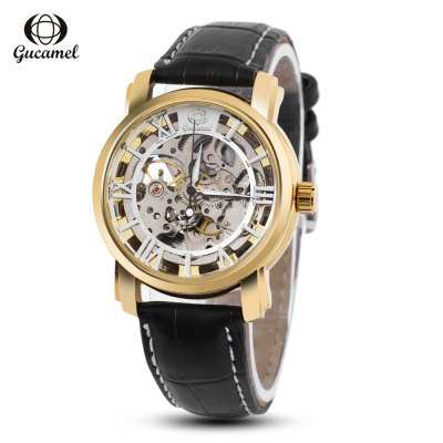 Gucamel G046 Male Auto Mechanical Wristwatch