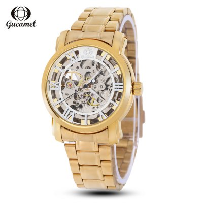 Gucamel G046 Male Auto Mechanical Watch
