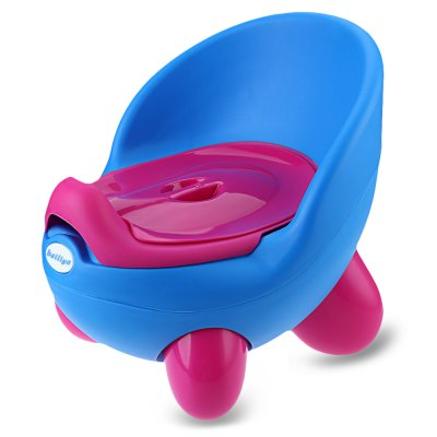 Baby Child PP Pedestal Pan Nontoxic QQ Eggs Toilet Seat