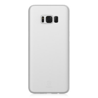 Baseus Wing Case Ultra Slim PP Cover for Samsung Galaxy S8Samsung Cases/Covers<br>Baseus Wing Case Ultra Slim PP Cover for Samsung Galaxy S8<br><br>Function: Anti-knock, Dirt-resistant<br>Package Contents: 1 x Case<br>Package Size(L x W x H): 14.00 x 8.00 x 9.20 cm / 5.51 x 3.15 x 3.62 inches<br>Package weight: 0.0990 kg<br>Product weight: 0.0430 kg<br>Type: Case