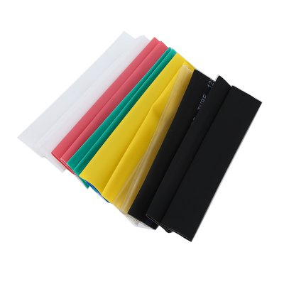TOOSN 328pcs / Pack Colorful Heat Shrink TubingDrill<br>TOOSN 328pcs / Pack Colorful Heat Shrink Tubing<br><br>Package Contents: 1 x Pack of Heat Shrink Tubing<br>Package Size(L x W x H): 12.50 x 13.50 x 2.00 cm / 4.92 x 5.31 x 0.79 inches<br>Package weight: 0.0800 kg<br>Product weight: 0.0690 kg