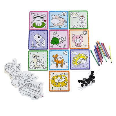 Graffiti painting educational toy for children