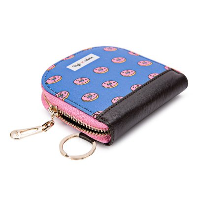 Guapabien Cute Pattern Mini Wallet Coin Purse for GirlsCoin Purse &amp; Card Holder<br>Guapabien Cute Pattern Mini Wallet Coin Purse for Girls<br><br>Closure Type: Zipper<br>Height: 10<br>Length(CM): 11<br>Package Contents: 1 x Coin Purse<br>Package size (L x W x H): 16.00 x 7.00 x 15.00 cm / 6.3 x 2.76 x 5.91 inches<br>Package weight: 0.1200 kg<br>Product size (L x W x H): 11.00 x 2.00 x 10.00 cm / 4.33 x 0.79 x 3.94 inches<br>Product weight: 0.0800 kg<br>Width: 2