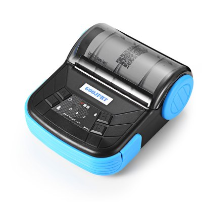 GOOJPRT MTP - 3 Mini 80mm Bluetooth 2.0 Android Thermal POS PrinterPrinters<br>GOOJPRT MTP - 3 Mini 80mm Bluetooth 2.0 Android Thermal POS Printer<br><br>Model: MTP - 3<br>Package size: 14.00 x 15.50 x 8.50 cm / 5.51 x 6.1 x 3.35 inches<br>Package weight: 0.5760 kg<br>Packing Contents: 1 x MTP - 3 Mini 80mm Bluetooth Thermal POS Printer, 1 x Rechargeable Battery, 1 x Roll of Paper, 1 x Power Adapter, 1 x Printer Cover, 1 x USB Cable, 1 x Bilingual User Manual in English and Chinese<br>Print speed: 90mm / s<br>Product size: 11.60 x 12.30 x 5.40 cm / 4.57 x 4.84 x 2.13 inches<br>Product weight: 0.2940 kg