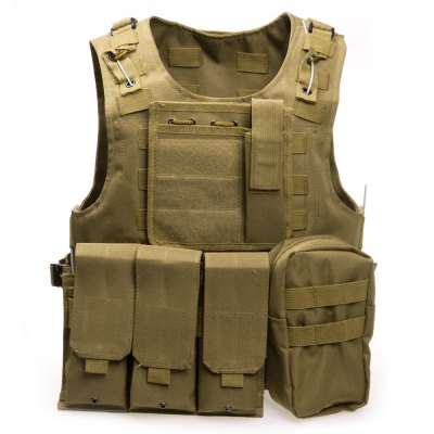 Amphibious Tactical Military Molle Waistcoat Combat Assault Plate Carrier Vest светлана алешина срочно в номер сборник
