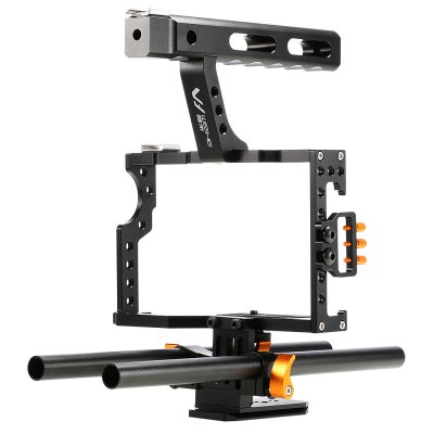 WEIHE DSLR Camera Rig Cage for A7S / A7 / A7R / a7