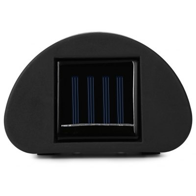 LED Solar Energy Waterproof Light-control Fence Lamp