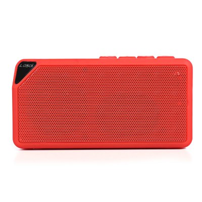 Lesoi X3 Bluetooth SpeakerSpeakers<br>Lesoi X3 Bluetooth Speaker<br><br>Audio Source: Bluetooth Enabled Devices,Electronic Products with 3.5mm Plug,Electronic Products with USB port,TF/Micro SD Card<br>Battery Capacity: 3.7V 400mAh<br>Battery Type: li-ion battery<br>Bluetooth Version: Bluetooth 2.1<br>Cable Length (cm): 50cm<br>Charging Time: 4 hours<br>Compatible with: TF/Micro SD Card, Tablet PC, PC, MP5, MP4, MP3, Mobile phone, Laptop, iPhone<br>Connection: Wireless<br>Design: Portable<br>FM Radio Frequency: 87.5-108MHz<br>Freq: 120Hz -18kHz<br>Functions: Songs Track, AUX Function<br>Interface: USB2.0, TF Card Slot, Power Charge Port, Micro USB<br>Model: X3<br>Number of Speakers: 1<br>Package Contents: 1 x Lesoi X3 3W Wireless Bluetooth Speaker ( Battery Included ), 1 x 2 in 1 Charging and Audio Cable, 1 x Bilingual User Manual in English and Chinese<br>Package size (L x W x H): 13.00 x 5.80 x 4.00 cm / 5.12 x 2.28 x 1.57 inches<br>Package weight: 0.2190 kg<br>Power Output: 3W<br>Power Source: Battery,USB<br>Product size (L x W x H): 10.70 x 5.40 x 3.50 cm / 4.21 x 2.13 x 1.38 inches<br>Product weight: 0.1470 kg<br>S/N: 80dB<br>Sound channel: Mono<br>Speaker Impedance: 4 ohm<br>Supports: Hands-free Calls, Volume Control, TF Card Music Playing, Bluetooth, FM, Microphone<br>TF Card Extension: 16G to the Max. ( Not Included )<br>Total Power: 3W<br>Transmission Distance: W/O obstacles 10m<br>Working Time: 2 hours