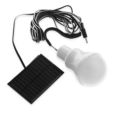 3W 1.2V LED Solar Energy Energy-saving Beach Bulb