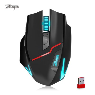 ZELOTES F - 18 Gaming Mouse