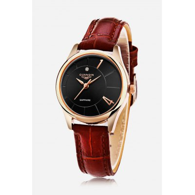 GUANQIN GS19048 Women Quartz Watch