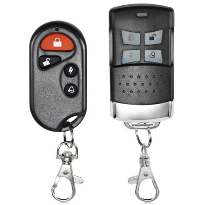Two Way Motorcycle Alarm System