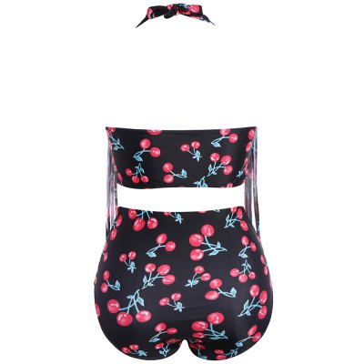Sexy Cherry Printing Bikini SuitsWomens Swimwear<br>Sexy Cherry Printing Bikini Suits<br><br>Gender: Women<br>Material: Polyester, Spandex<br>Package Contents: 1 x Bikini Set<br>Package Size(L x W x H): 1.00 x 1.00 x 1.00 cm / 0.39 x 0.39 x 0.39 inches<br>Package weight: 0.2390 kg<br>Product weight: 0.2220 kg<br>With Pad: With pad