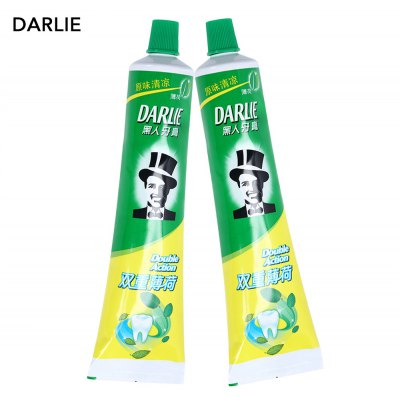 DARLIE 2pcs Fresh Minty Toothpaste